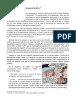 Cc3b3mo Se Vivencia Una Pregunta Filosc3b3fica