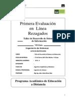 1er Examen en Linea TDSI 2014-0 - Rezagados