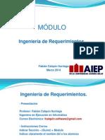 Ing. de Requerimientos - Clase 1