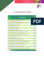 Plan de Estudios Prepaenlineasep 2014
