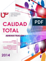 Calidad Total - Esther