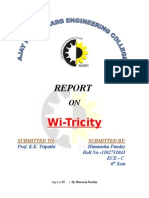 Witricity Report