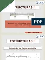 03 Principio de Superposicion - Estructuras II - UPAO