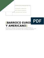Barroco II