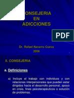 Consejeria en Adicciones Enero 2006 [1]