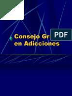 Consejo Grupal en Adicciones[1]