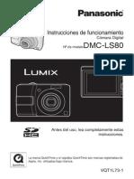Panasonic Lumix DMC LS80
