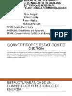 Convertidores Estaticos de Energia