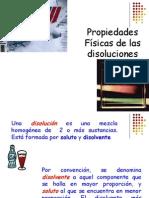 (1.15) Disoluciones