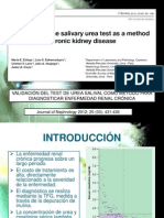 Test de Urea Salivar