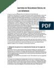 Efectos en Materia de Seguridad Social de Los Cfdi en Las Nóminas