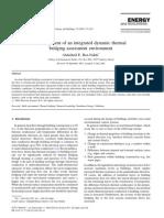 development of an integrated