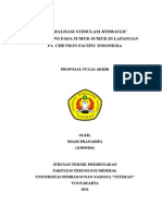 Proposal Hydraulic Fracturing_Imam