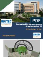 Computacion Para El Diseño Arquitectonico III- 3d Max Design 1-14