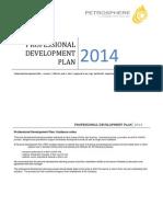 Professional Development Plan v1