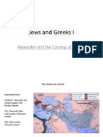 Jews and Greeks I