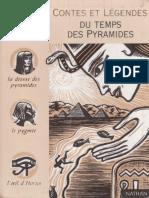 Contes Et Légendes Du Temps Des Pyramides - Christian Jacq
