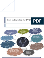 CMA-How to Save Tax 2013-14
