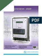 L&T ER300P Energy meter