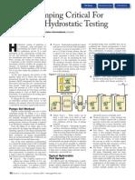 Hydro Test