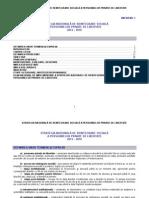 Proiectul Strategie Nationale de Reintegrare Sociala a Persoanelor Private de Libertete 2014-2018