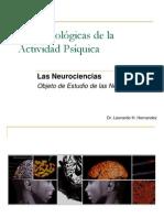 Bbap Las Neurociencias