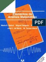 Analisis - Libro Texto UNED