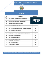 Nlu Manual 2014