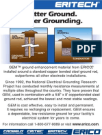 Gem Better Grounding