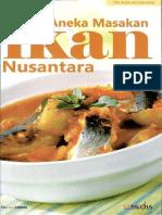 Aneka Masakan Ikan Nusantara