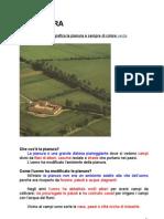 F La pianura (Geografia e Scienze)