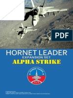 Hornet Leader Alpha Strike