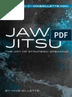 Jaw-Jitsu