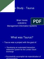 Taurus-BV