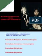 Tema 4 Mec. d Prod. d Las Cromosomopatias