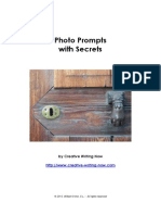 Photo Prompts With Secrets