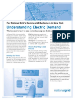 Understanding Electric Demand