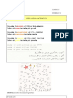 D Schede area logico-matematica
