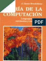 Teoria de Automatas 1 - Libro Texto