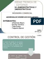 Control de Gestion Expo