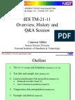 TM-21 Discussion 0