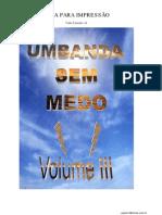UMBANDA SEM MEDO VOL III