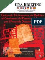 Guida alla Dichiarazione dei Redditi e all'Ottenimento del Permesso di Lavoro per il Personale Straniero in Cina (China Briefing 2009 01)