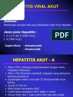 Hepatitis Akut Dan Kronis
