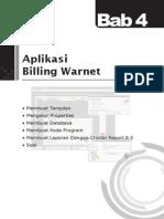 Cara Membuat Billing Warnet