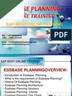 ESSBASE PLANNING ONLINE TRAINING | ESSBASE PLANNING Project Support | ESSBASE PLANNING Certification Training