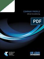 UBCool Company Profile
