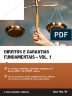 Dtos e Garantias Fundamentais II
