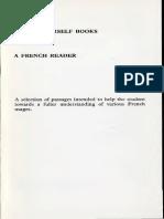 French Reader by N Scarlyn Wilson