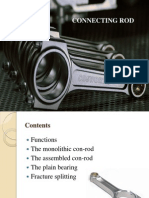 Auto Material Connecting Rod